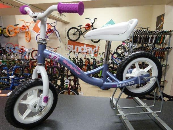Haro Z10 Balance Bike