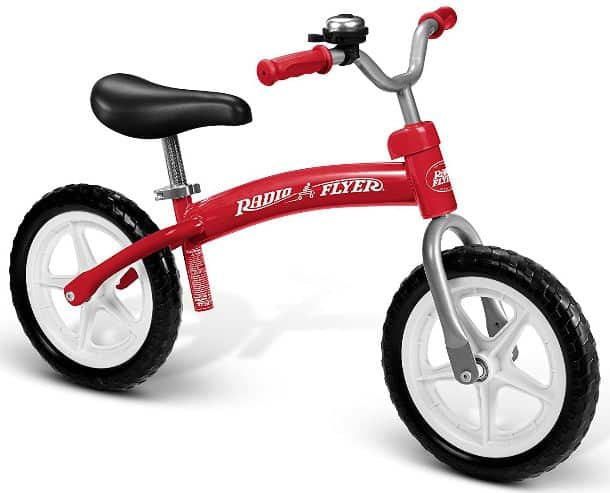 Radio Flyer Balance Bike Review