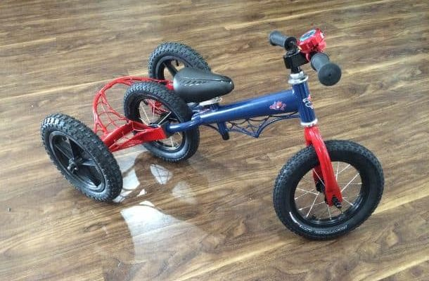 Balance Bikes or Training Wheels?