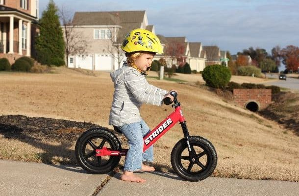 What is the right age to own a balance bike?